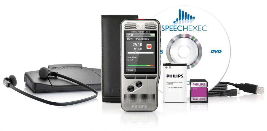 Philips Sistemas de Dictado