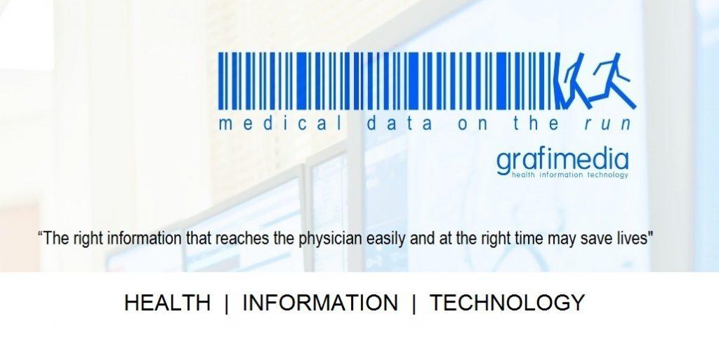 """GRAFIMEDIA SANTÉ INFORMATION TECHNOLOGIE """"Données médicales à la course"""""""