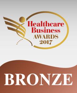Healthcare Business Awards 2017 Bronze Healthmail Grafimedia 2017