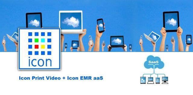 Icon Print Video + Icon EMR aaS Ετήσια Συνδρομή