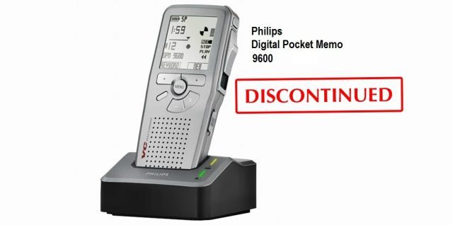 Ενημέρωση για την σειρά Philips DPM 9600