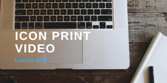 ICON Print Video σε φιλική τιμή εώς τις 22 Δεκεμβρίου 2017. Επωφεληθείτε σήμερα και κερδίστε εώς 6 μήνες δωρεάν συνδρομής. Καλέστε την Grafimedia τώρα στο 2103819939.
