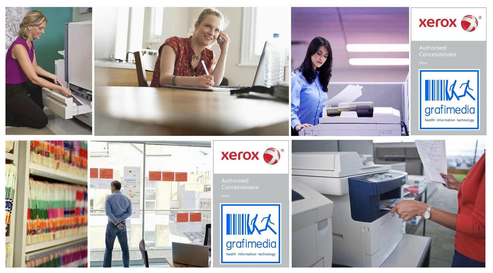 Partners Certification Xerox Grafimedia