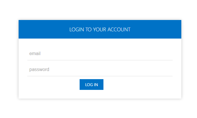 HealthMail. Step 2. Login into your account, using your email as username.