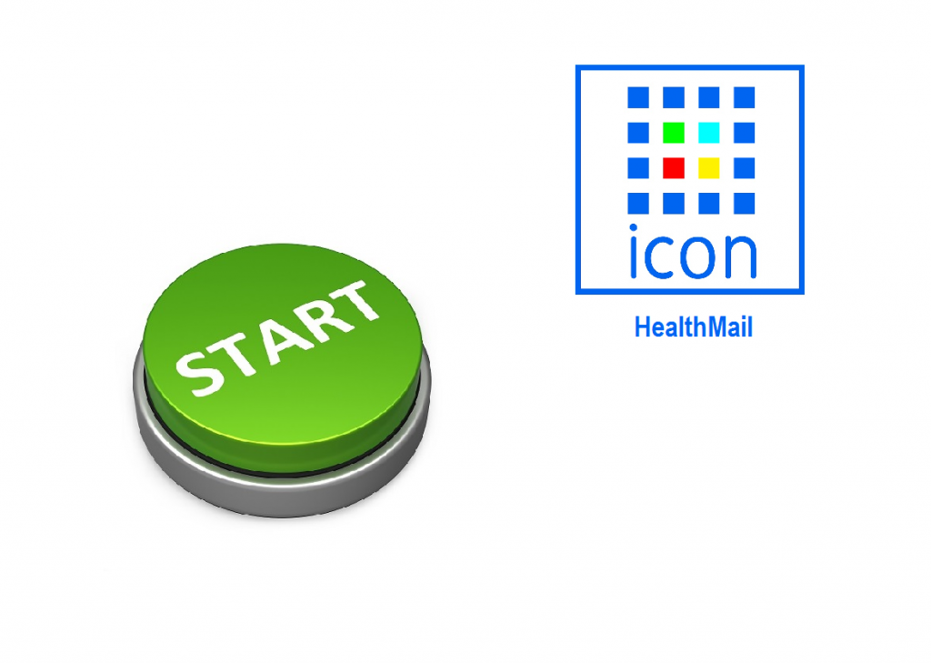 Step 3. Start exploring HealthMail.