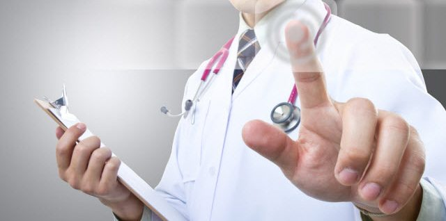 Chief Medical Information Officer, or CMIO, essentially serves as the bridge between medical and IT departments at a health care organization.