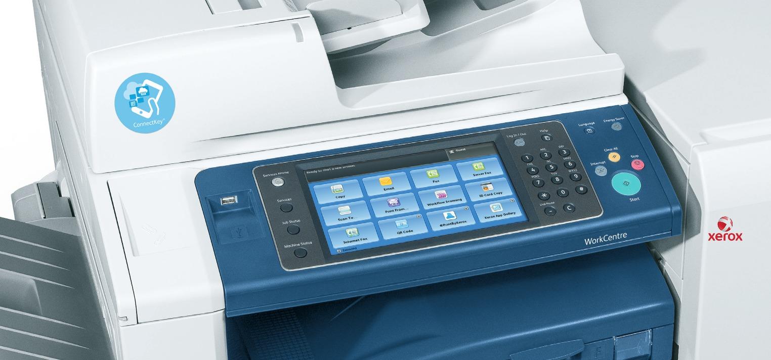 Grafimedia Xerox ConnectKey Technology