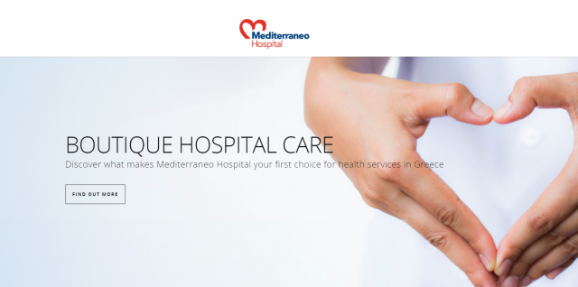 Mediterraneo Hospital Digital Health Leader