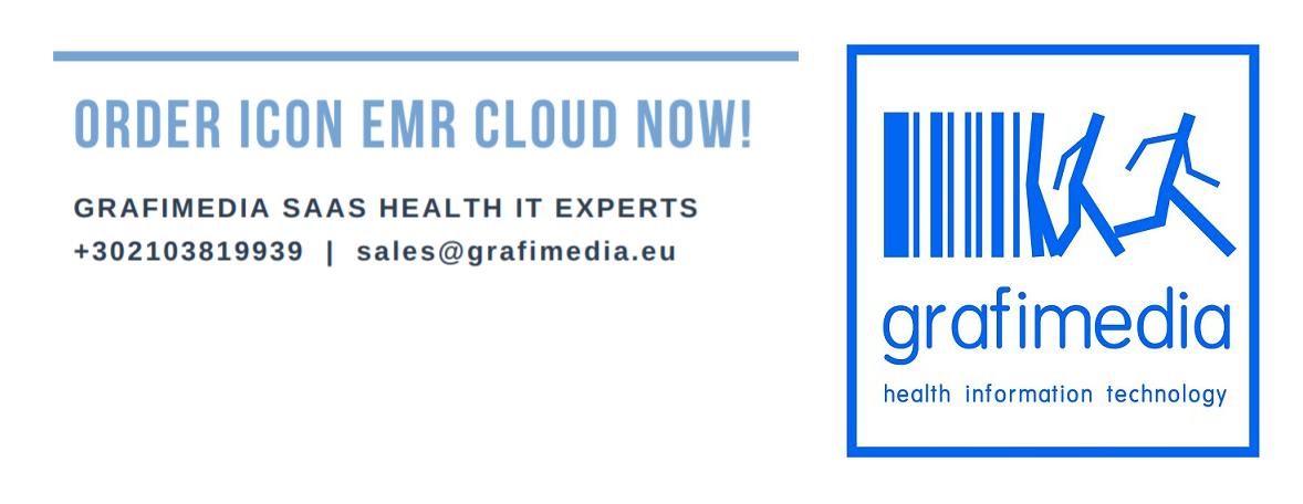 ICON EMR CLOUD App by Grafimedia SaaS Health IT Experts