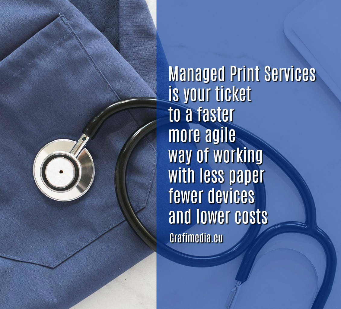 Managed Print Services MPS Useful Tips for Doctors by Grafimedia SaaS Health IT Experts