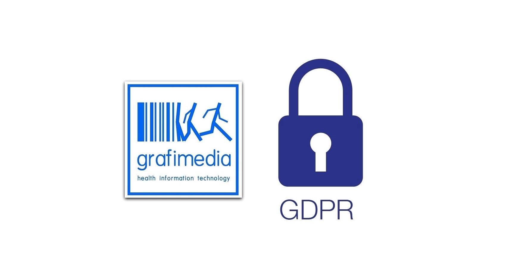 GDPR regulation by Grafimedia