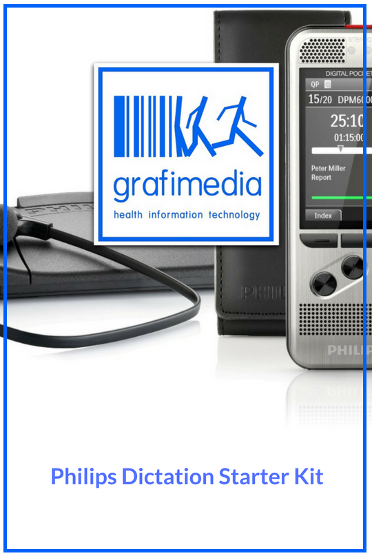 Philips Dictation Starter Kit by Grafimedia.eu